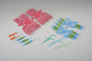 注塑机样品台富牙线产品