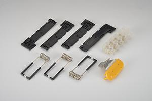 注塑机样品弹簧配件