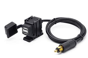 USB手机车载充电器