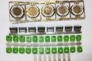 台富连接器产品