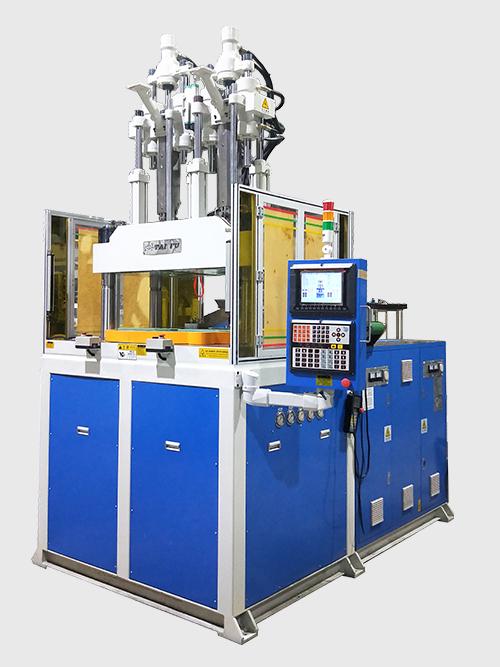 双色立式注塑机TFV4-120R2-2C(定制)