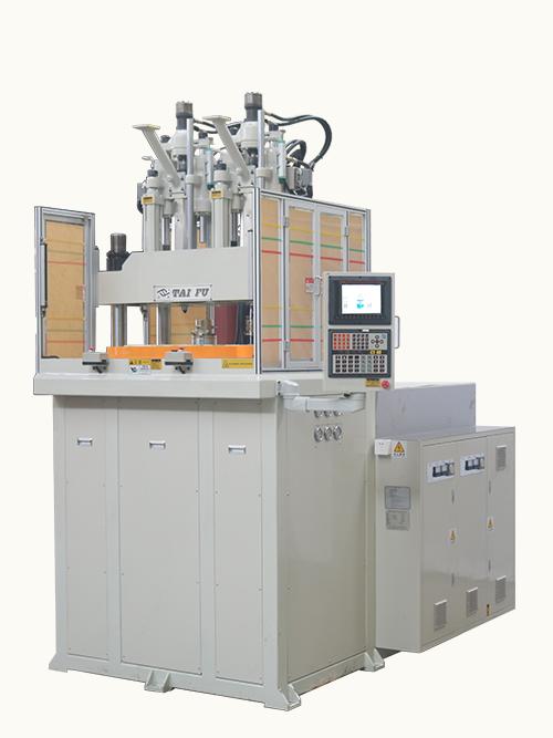 双色立式注塑机TFV4-120R3-2C