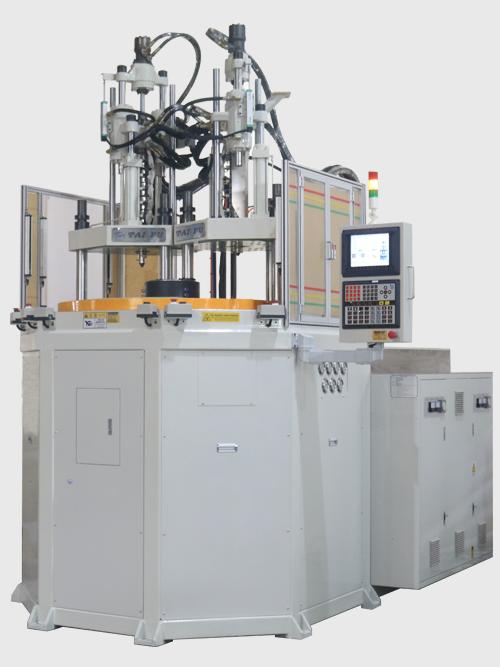 双色立式注塑机TFV4-120R3-2C分体式