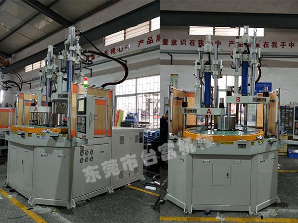 双色机注塑机的优点和选双色胶料时要注意的事项