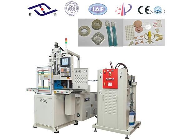 液态硅胶注射成型机注塑成型硅胶卡塞类防水产品的特点