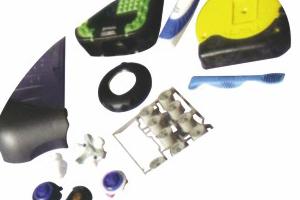 立锁侧射式注塑机产品