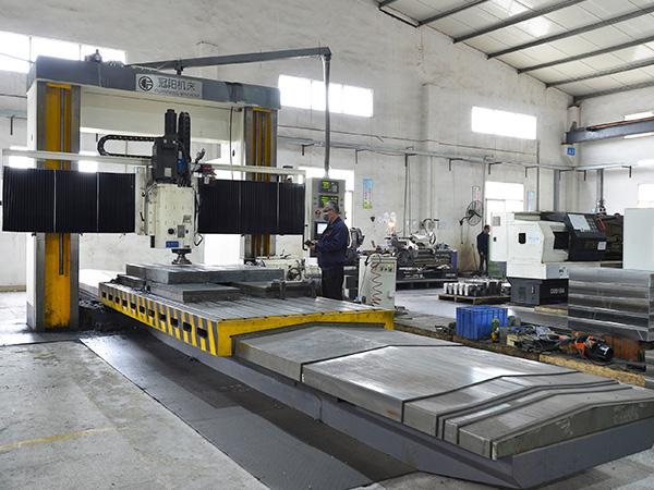 台富机械加工设备-龙门铣中心